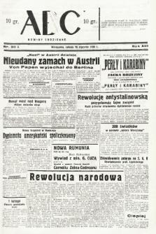 ABC : nowiny codzienne. 1938, nr30 A |PDF|
