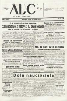ABC : nowiny codzienne. 1938, nr52 A |PDF|