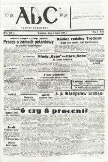 ABC : nowiny codzienne. 1938, nr66 A |PDF|