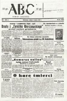 ABC : nowiny codzienne. 1938, nr69 A |PDF|