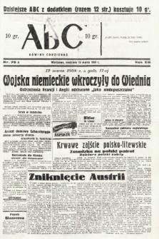 ABC : nowiny codzienne. 1938, nr78 A |PDF|