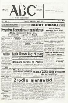 ABC : nowiny codzienne. 1938, nr83 A  PDF 
