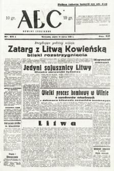 ABC : nowiny codzienne. 1938, nr84 A  PDF 