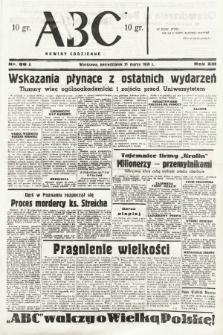 ABC : nowiny codzienne. 1938, nr88 A [skonfiskowany] |PDF|