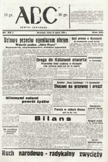ABC : nowiny codzienne. 1938, nr92 A |PDF|