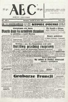 ABC : nowiny codzienne. 1938, nr93 A |PDF|