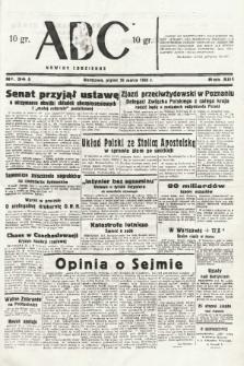 ABC : nowiny codzienne. 1938, nr94 A |PDF|