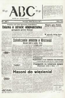 ABC : nowiny codzienne. 1938, nr95 A |PDF|
