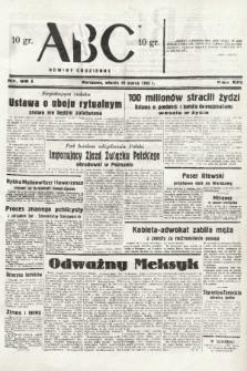 ABC : nowiny codzienne. 1938, nr98 A  PDF 