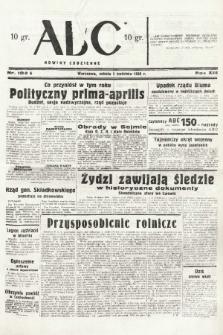 ABC : nowiny codzienne. 1938, nr102 A |PDF|