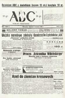 ABC : nowiny codzienne. 1938, nr103 A |PDF|