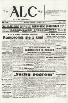 ABC : nowiny codzienne. 1938, nr108 |PDF|