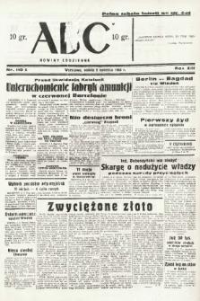 ABC : nowiny codzienne. 1938, nr110 A |PDF|