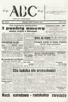 ABC : nowiny codzienne. 1938, nr114 A |PDF|