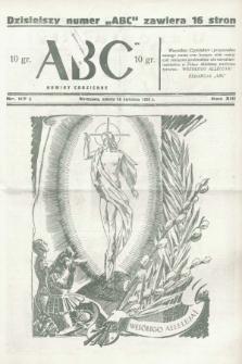 ABC : nowiny codzienne. 1938, nr117 A |PDF|