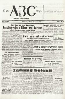 ABC : nowiny codzienne. 1938, nr119 A |PDF|