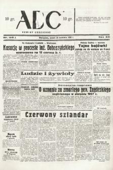 ABC : nowiny codzienne. 1938, nr129 A |PDF|