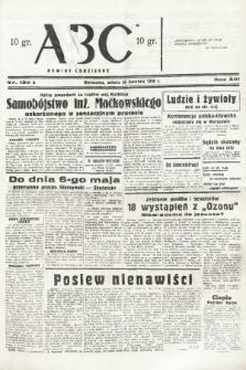 ABC : nowiny codzienne. 1938, nr130 A |PDF|