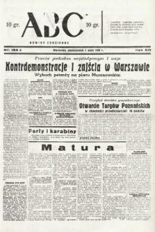 ABC : nowiny codzienne. 1938, nr132 A |PDF|