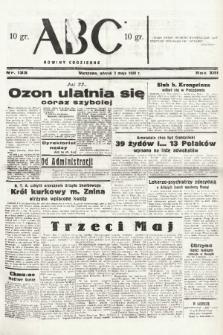 ABC : nowiny codzienne. 1938, nr133 A  PDF 