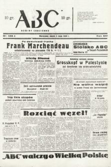 ABC : nowiny codzienne. 1938, nr136 A |PDF|