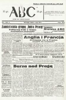 ABC : nowiny codzienne. 1938, nr137 A |PDF|