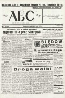 ABC : nowiny codzienne. 1938, nr138 A |PDF|