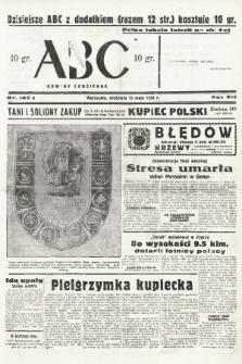 ABC : nowiny codzienne. 1938, nr145 A  PDF 