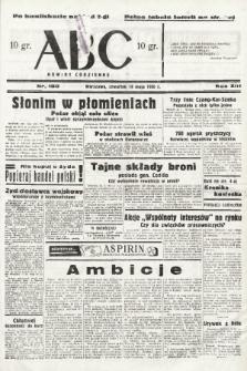 ABC : nowiny codzienne. 1938, nr150 [ocenzurowany]  PDF 