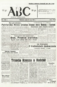 ABC : nowiny codzienne. 1938, nr151 A |PDF|