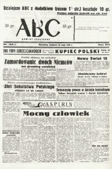 ABC : nowiny codzienne. 1938, nr153 A |PDF|