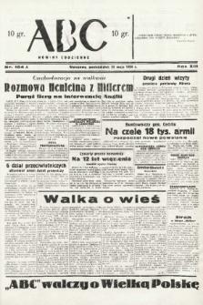ABC : nowiny codzienne. 1938, nr154 A |PDF|