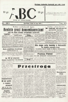 ABC : nowiny codzienne. 1938, nr156 A |PDF|