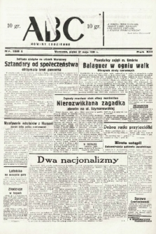 ABC : nowiny codzienne. 1938, nr158 A |PDF|