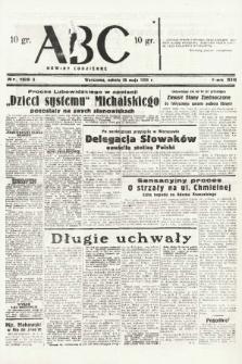 ABC : nowiny codzienne. 1938, nr159 A  PDF 