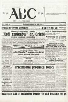 ABC : nowiny codzienne. 1938, nr160 A |PDF|