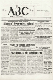 ABC : nowiny codzienne. 1938, nr161 A  PDF 