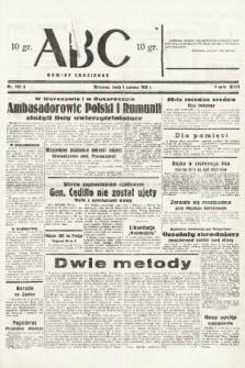 ABC : nowiny codzienne. 1938, nr163 A |PDF|