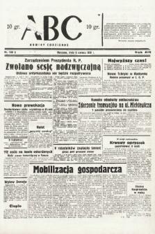 ABC : nowiny codzienne. 1938, nr169 A |PDF|