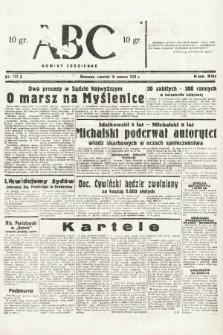 ABC : nowiny codzienne. 1938, nr177 A |PDF|