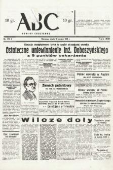 ABC : nowiny codzienne. 1938, nr179 A |PDF|