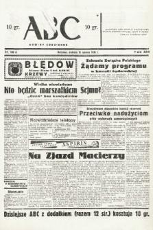 ABC : nowiny codzienne. 1938, nr180 A |PDF|