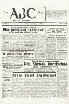 ABC : nowiny codzienne. 1938, nr183 A |PDF|