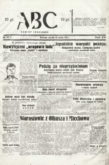 ABC : nowiny codzienne. 1938, nr191 A  PDF 