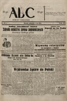 ABC : nowiny codzienne. 1938, nr195 A |PDF|