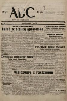 ABC : nowiny codzienne. 1938, nr198 A |PDF|