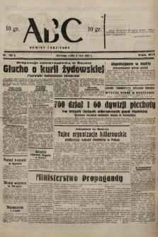 ABC : nowiny codzienne. 1938, nr199 A |PDF|