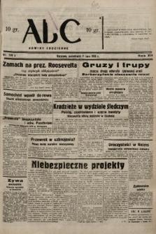 ABC : nowiny codzienne. 1938, nr202 A |PDF|