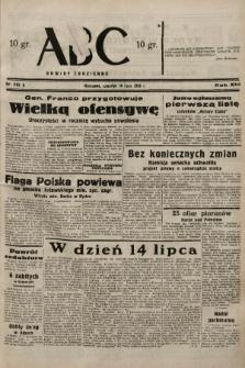 ABC : nowiny codzienne. 1938, nr205 A |PDF|