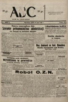 ABC : nowiny codzienne. 1938, nr207 A |PDF|